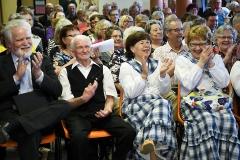 Etelä-Hämeen Aluejärjestön juhla Heinolassa toukokuussa.