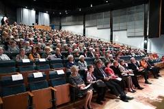 Helsingin ja Uudenmaan aluejärjestöjen juhla Keravalla lokakuussa.