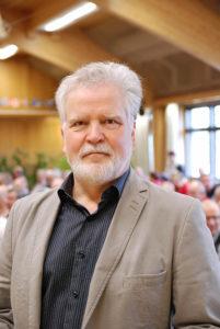 Matti Hellsten (vasemmalla) on EETUn puheenjohtaja 2017, Martti Korhonen on luotsannut kuuden eläkeläisjärjestön yhteistoimintaorganisaatiota kuluvan vuoden.